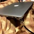 大切なMacBook Proの盗難防止にどうぞ!MacLocks MacBook Pro Lockで外での持ち出しも安心