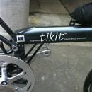 折りたたみが数秒の自転車!Bike Friday Tikit